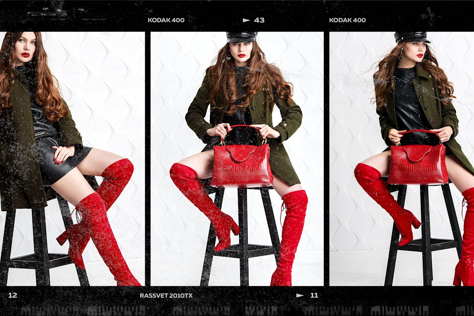 Porter le kaki et le rouge : idées pour vos tenues