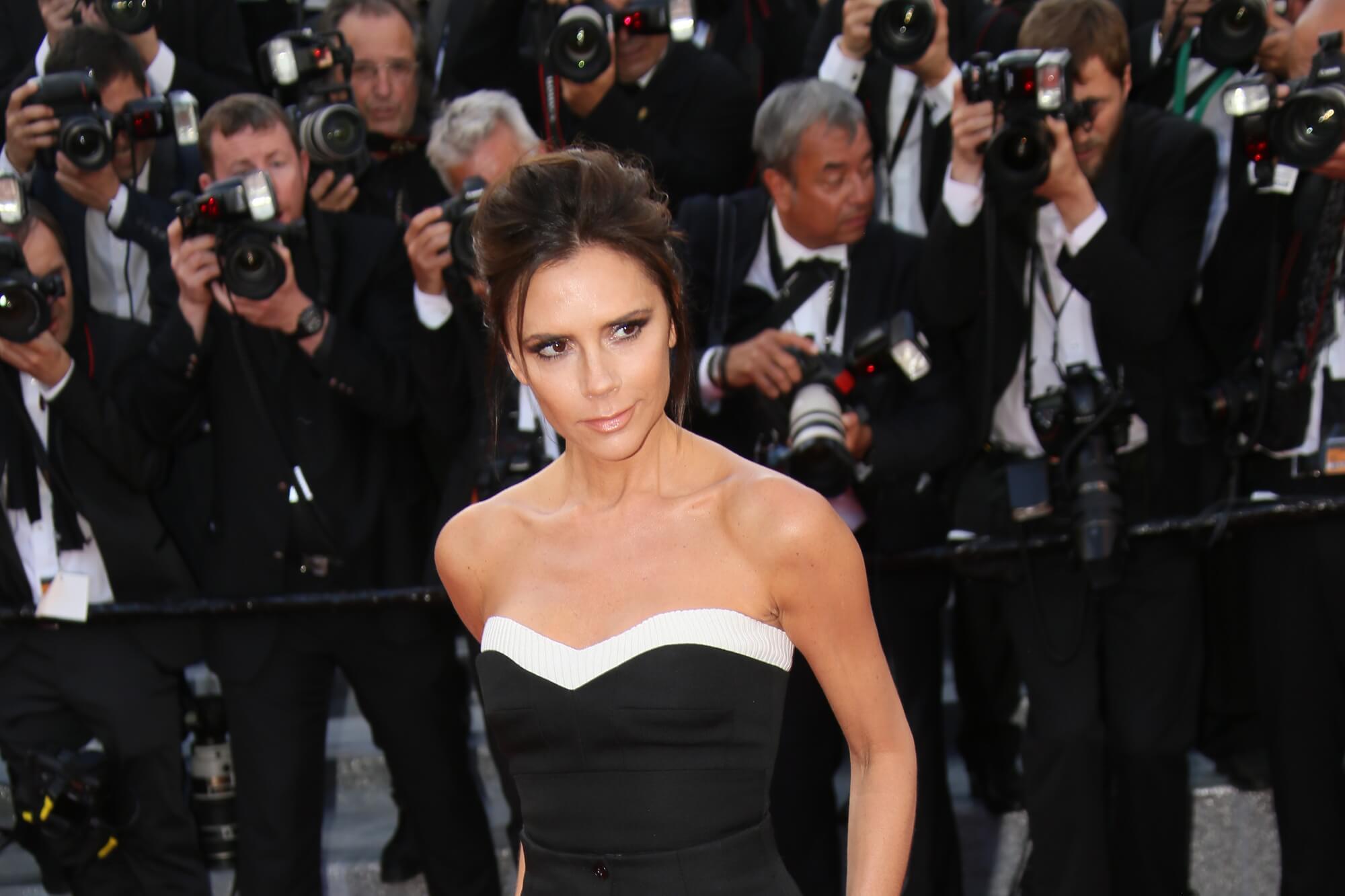 Rétrospective : le style de Victoria Beckham