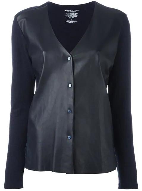 Vêtements en cuir : la nouvelle tendance