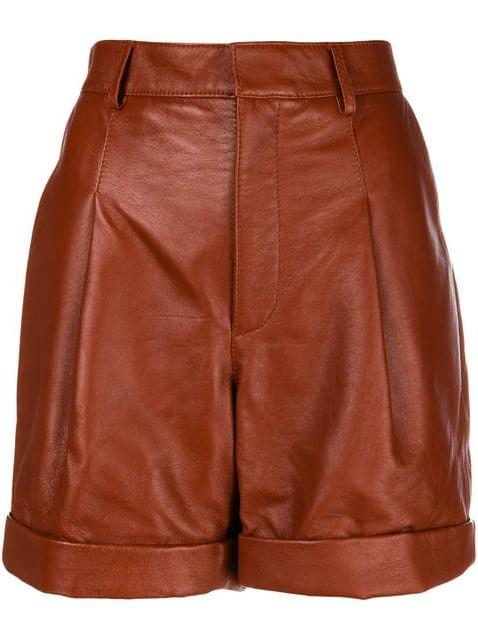 Vêtemnts en cuir : la nouvelle tendance
