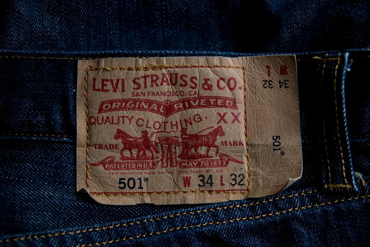Jean Levi's : la pièce star à shopper