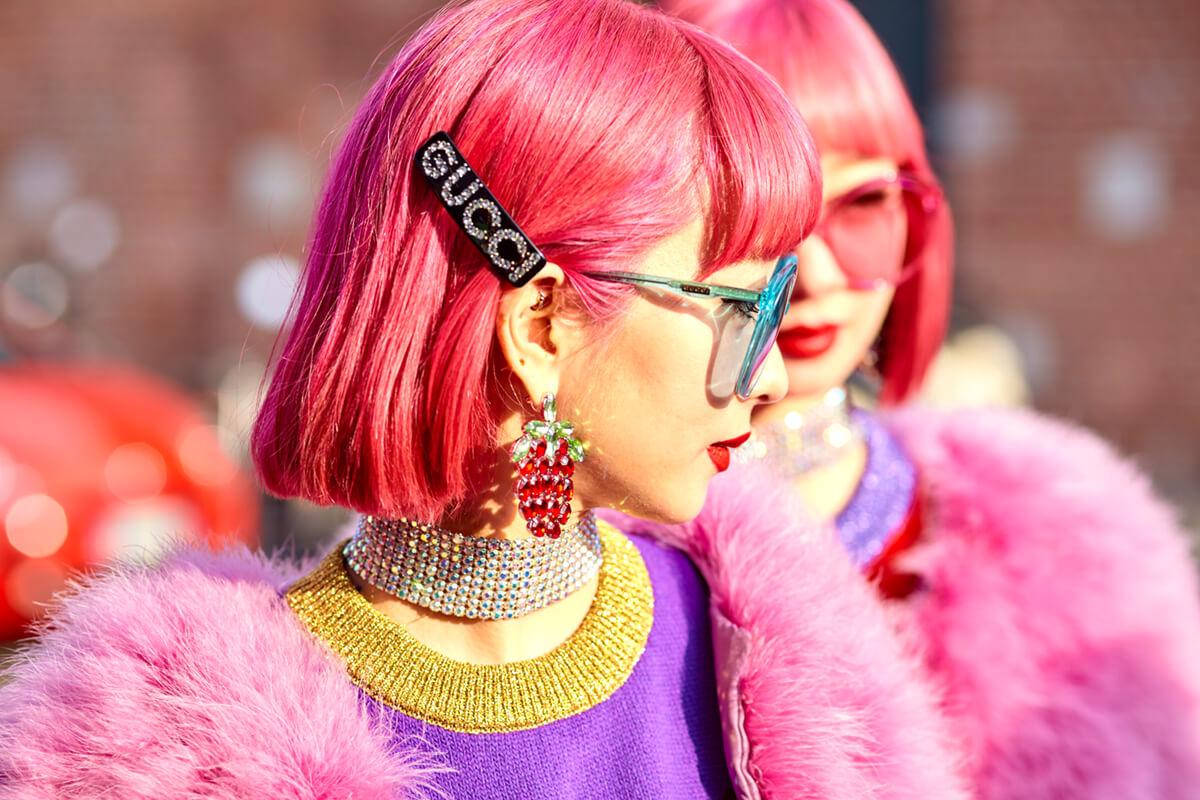 La barrette à cheveux : accessoire à la mode