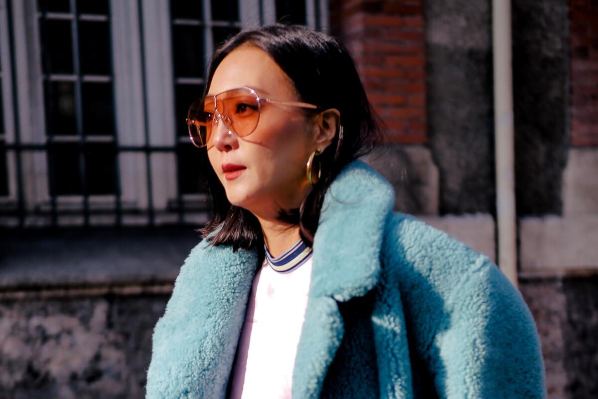 Manteau en fausse fourrure : le style
