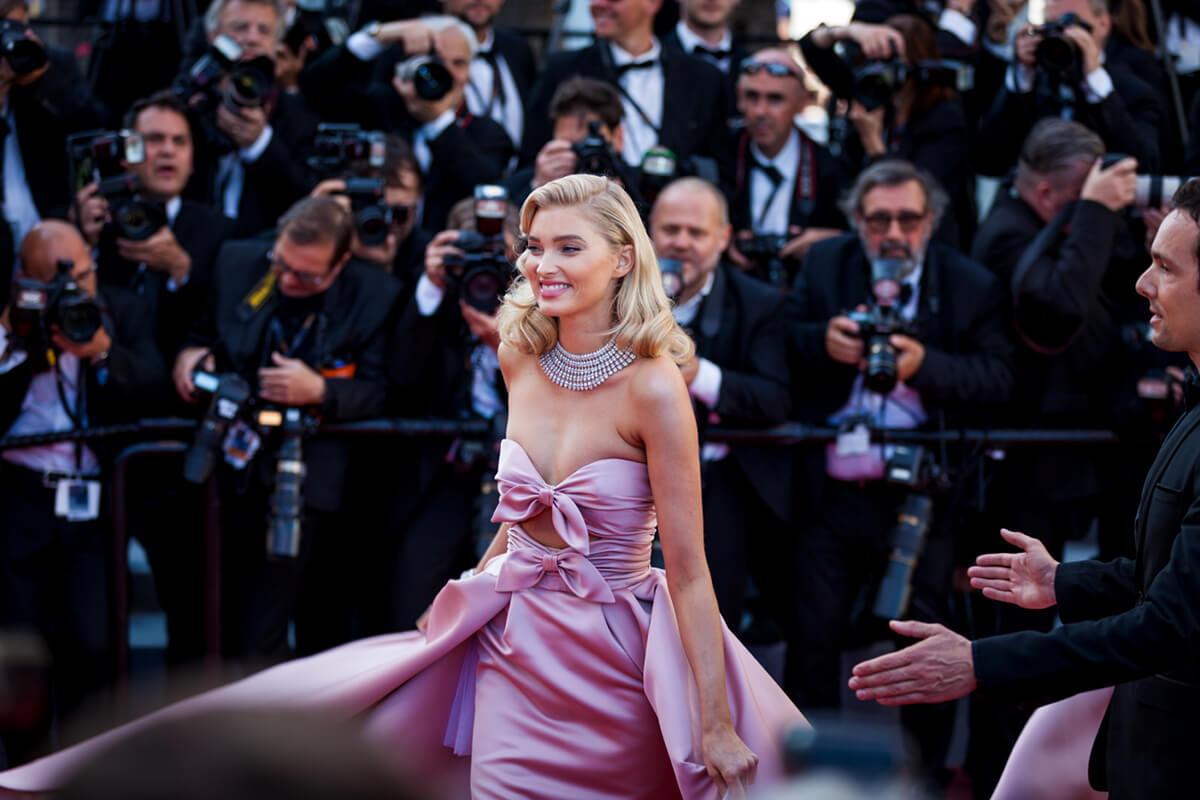 Taille fine : s'inspirer du style d'Elsa Hosk
