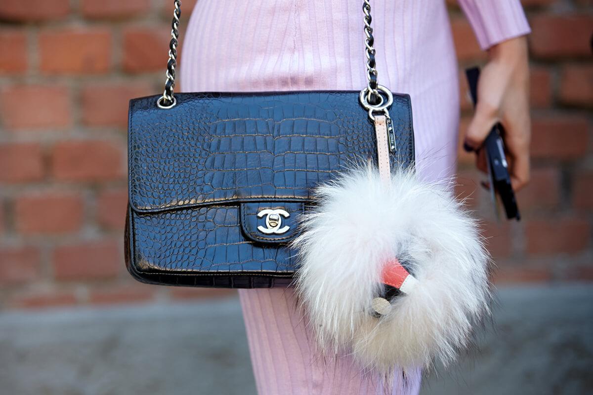 Le bijou de sac : du style à s'accrocher