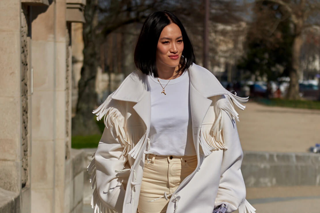 T-shirt blanc : les détails qui donnent du style