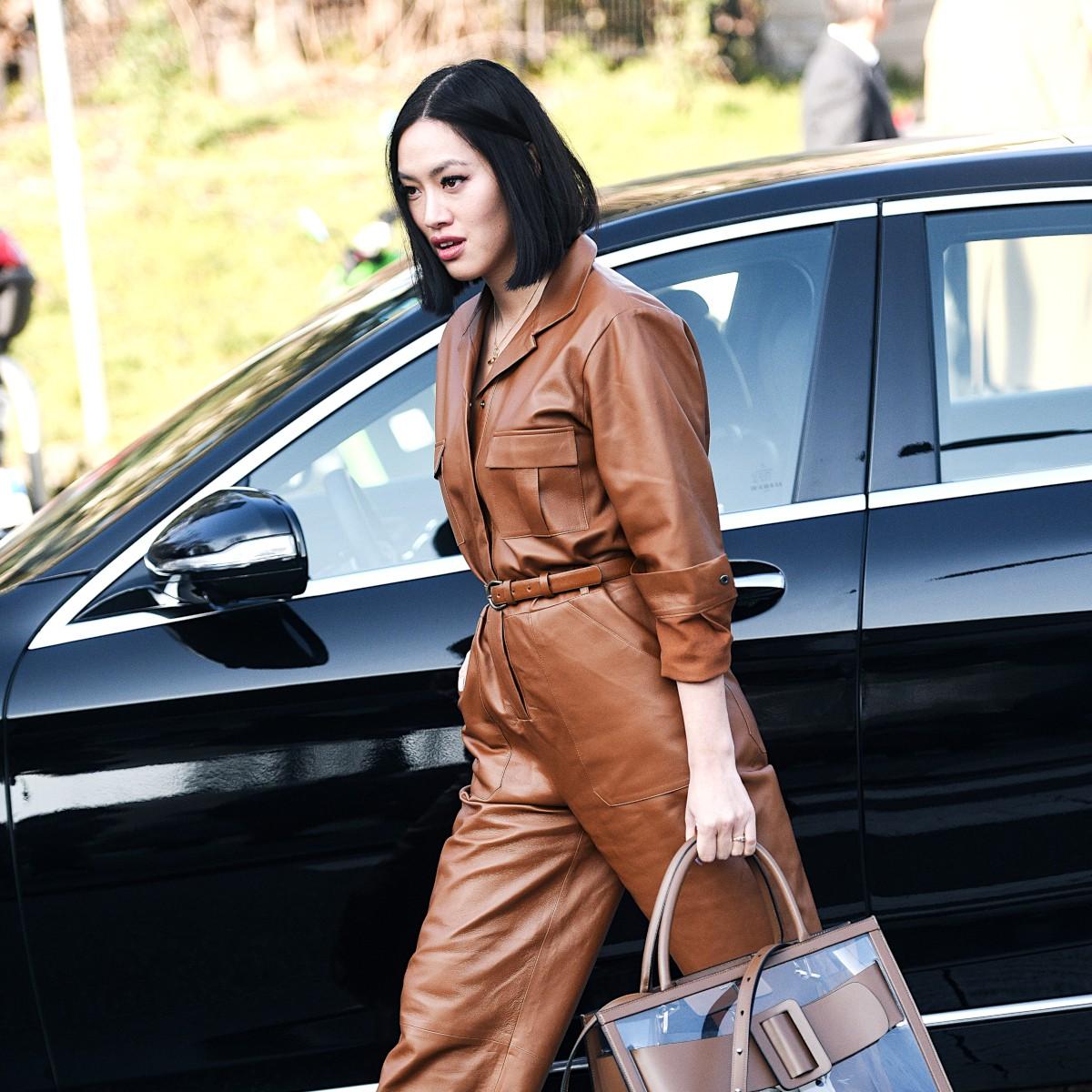 Tiffany Hsu : quelques looks de Fashion Weeks