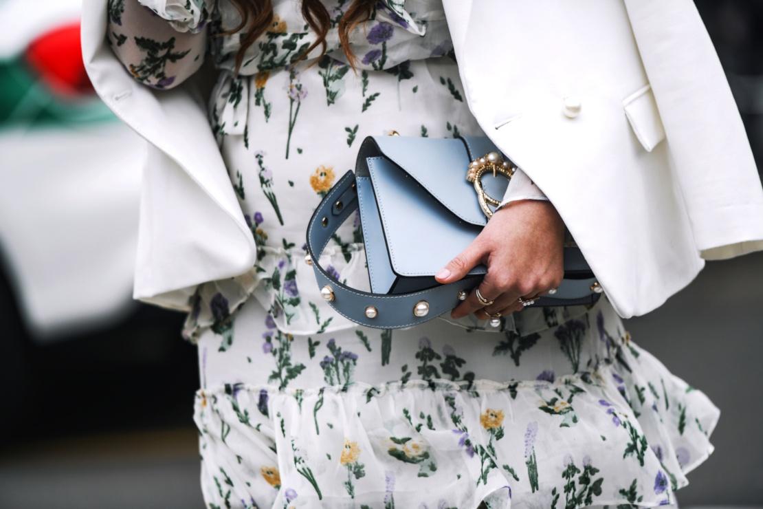 Robe fleurie été 2019 : modèles à la mode