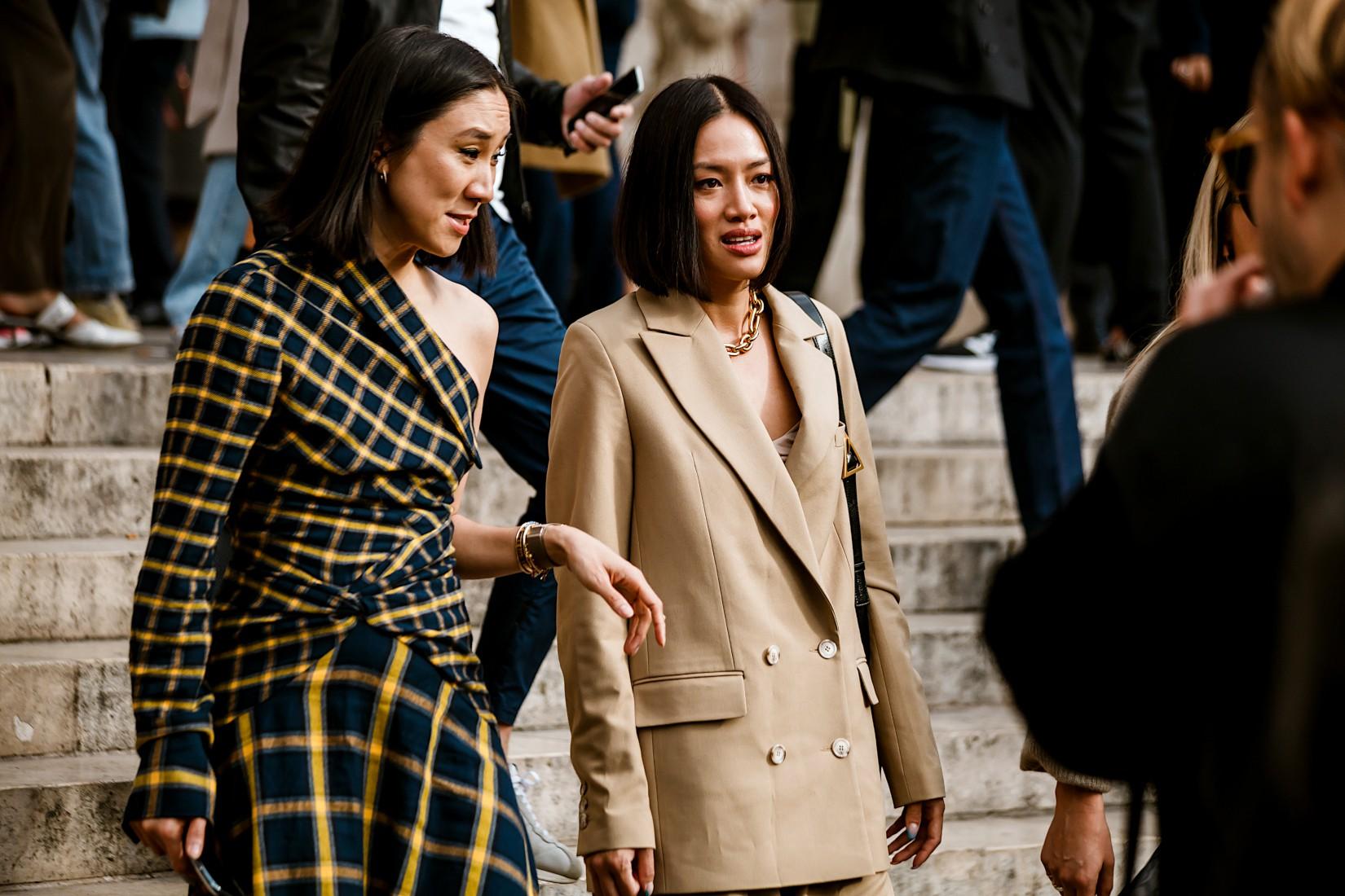 Comment porter le tailleur : 5 tendances de la mode