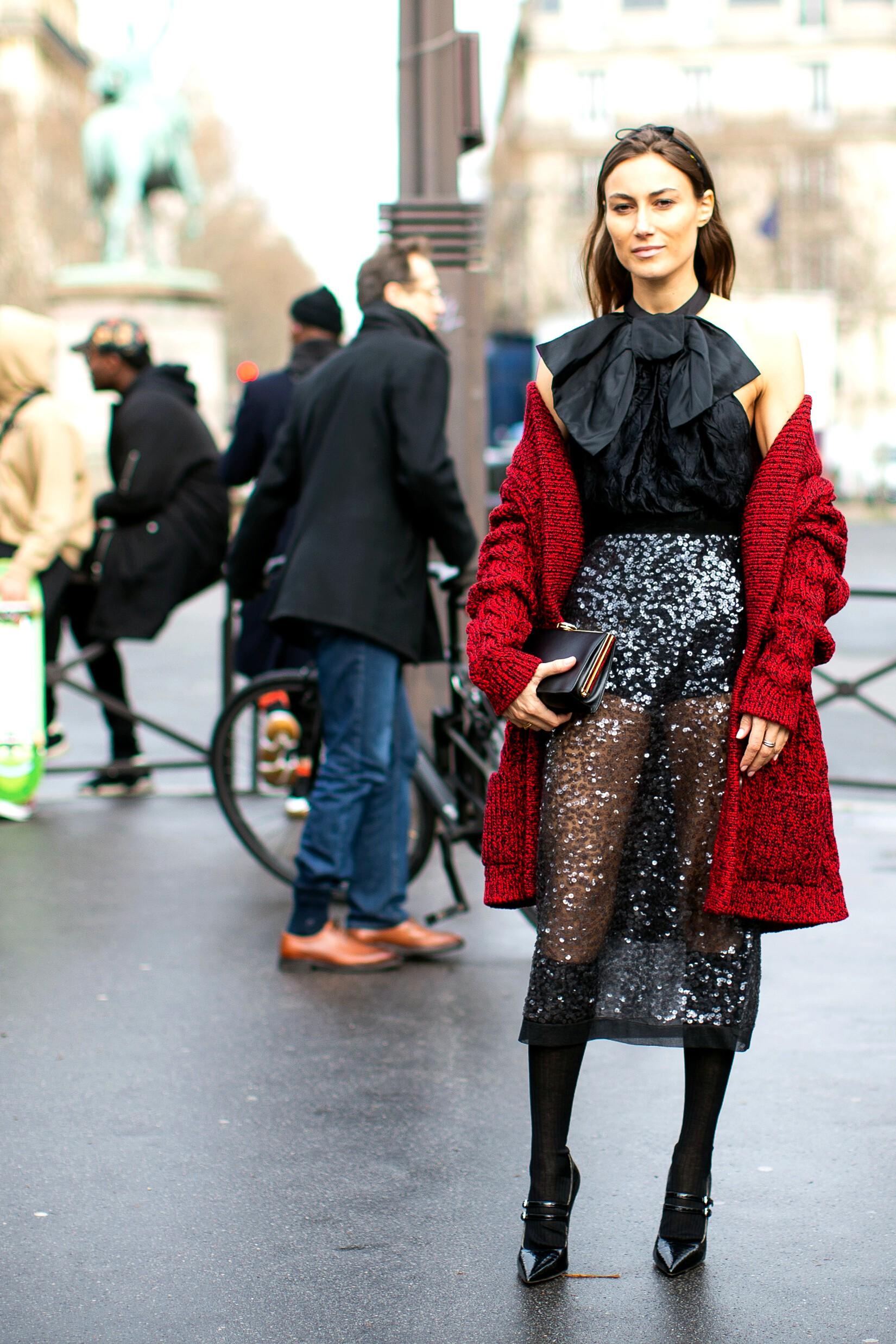Textures en mode : mélanger les tissus avec style