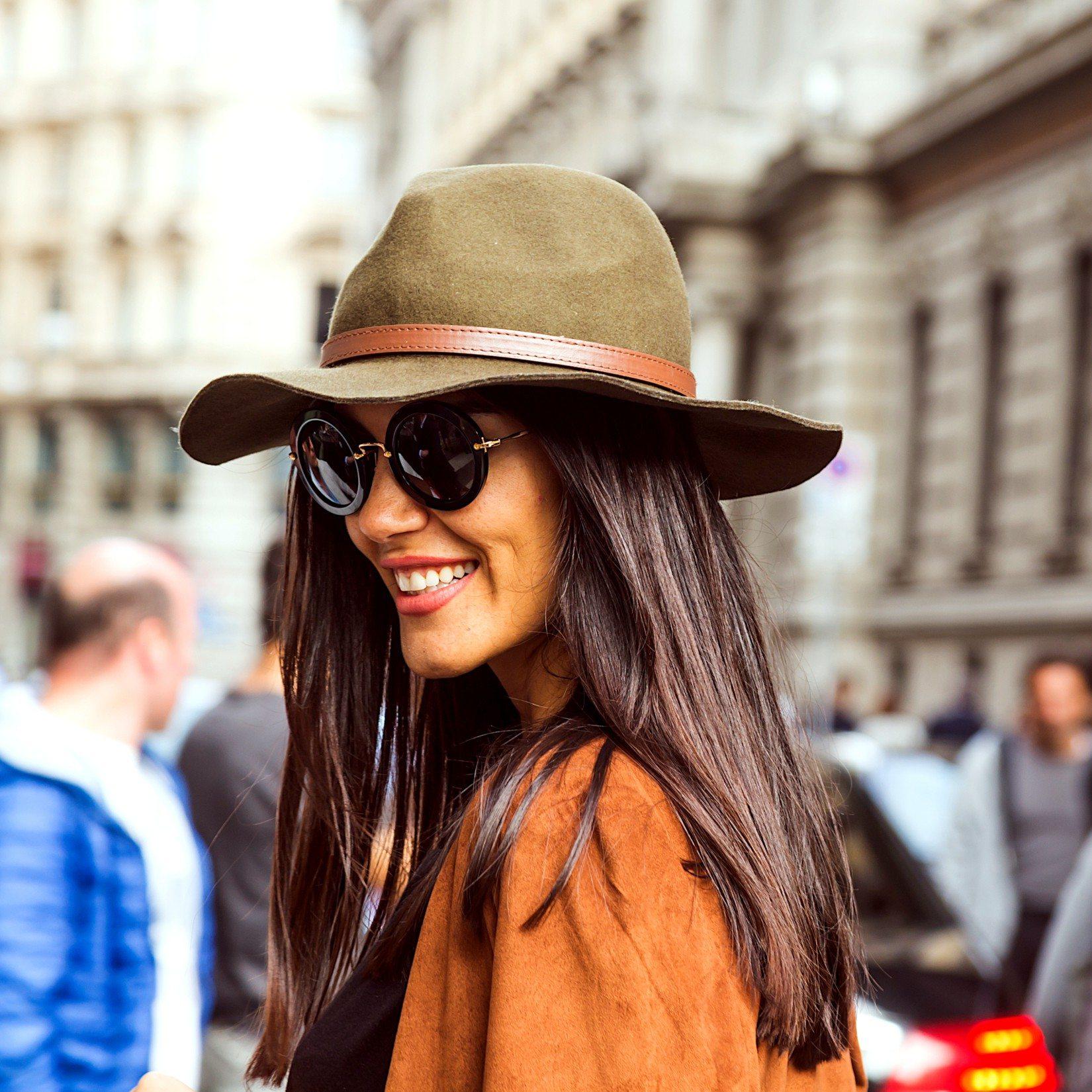 Tendance chapeau: qu'est-ce que le fédora