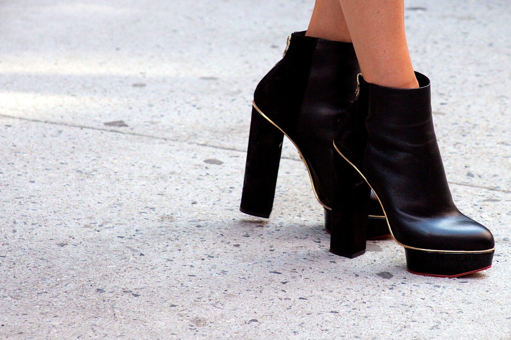 Chaussures à plateformes: 6 modèles inspirants