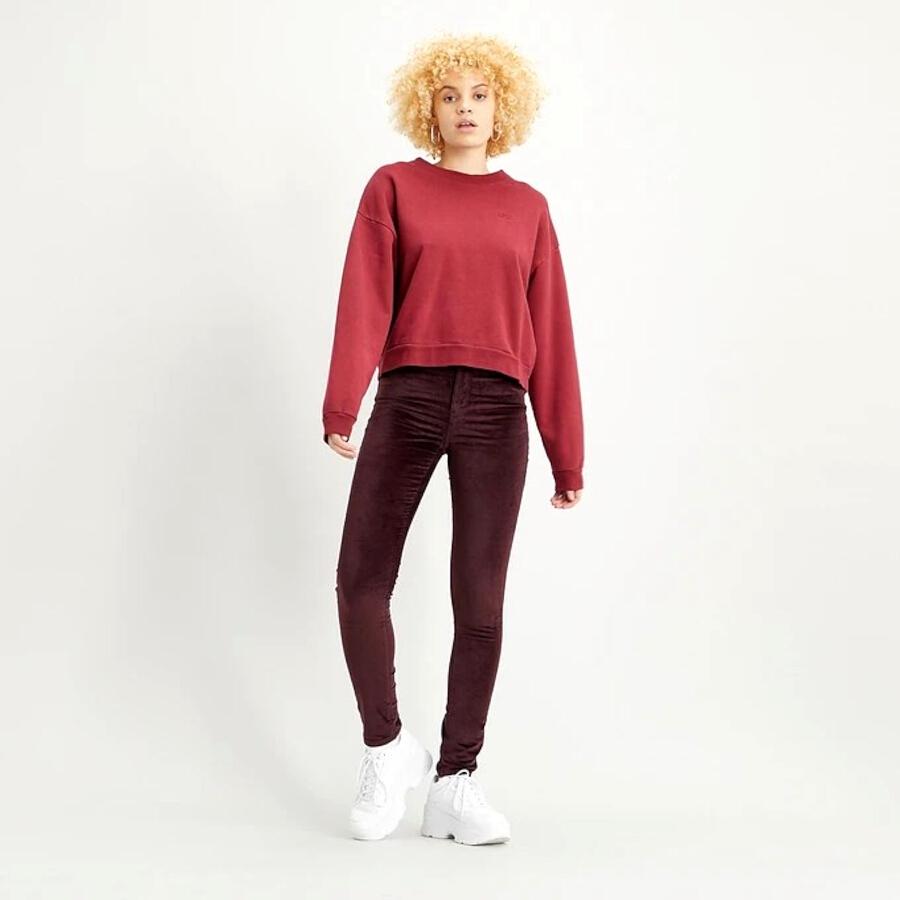 Pantalon 721 High Rise Skinny en velours