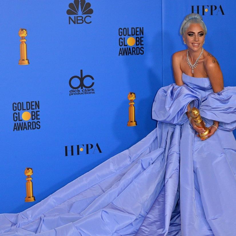 Robe lilas : 5 looks de stars à une cérémonie