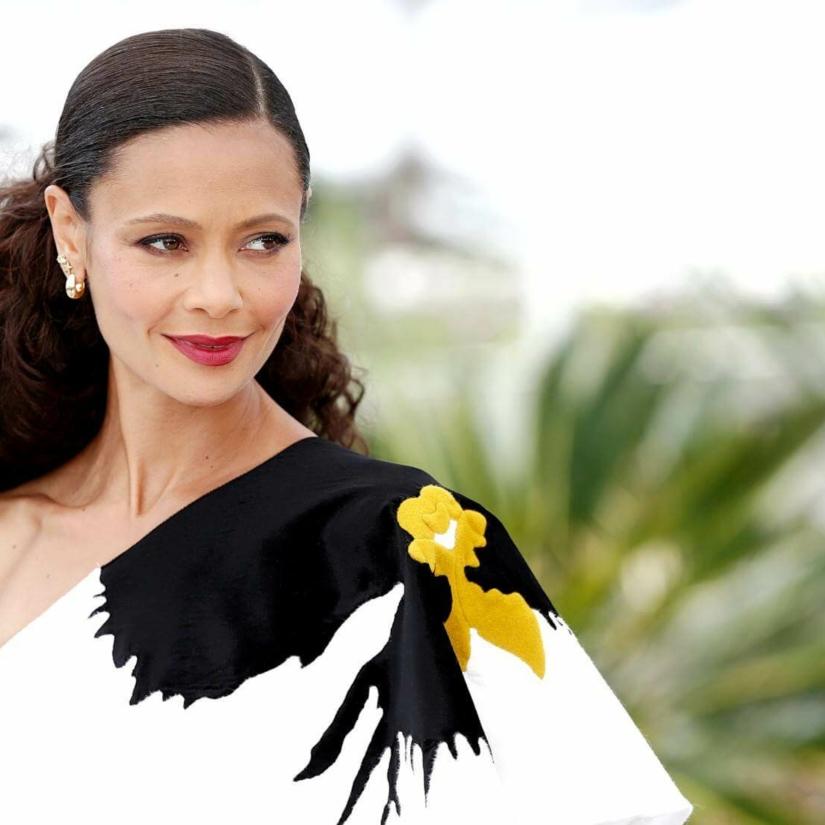 Comment oser un style original à une cérémonie comme Thandie Newton