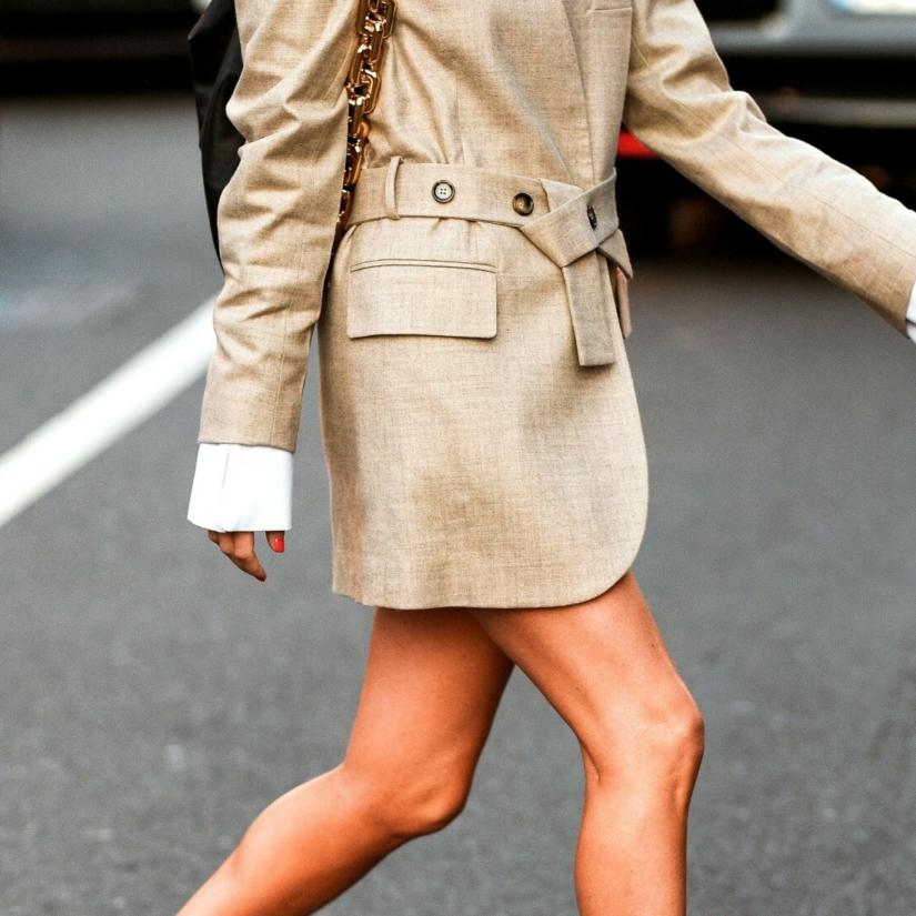 Robe-blazer : 10 tenues pour porter son blazer comme une robe